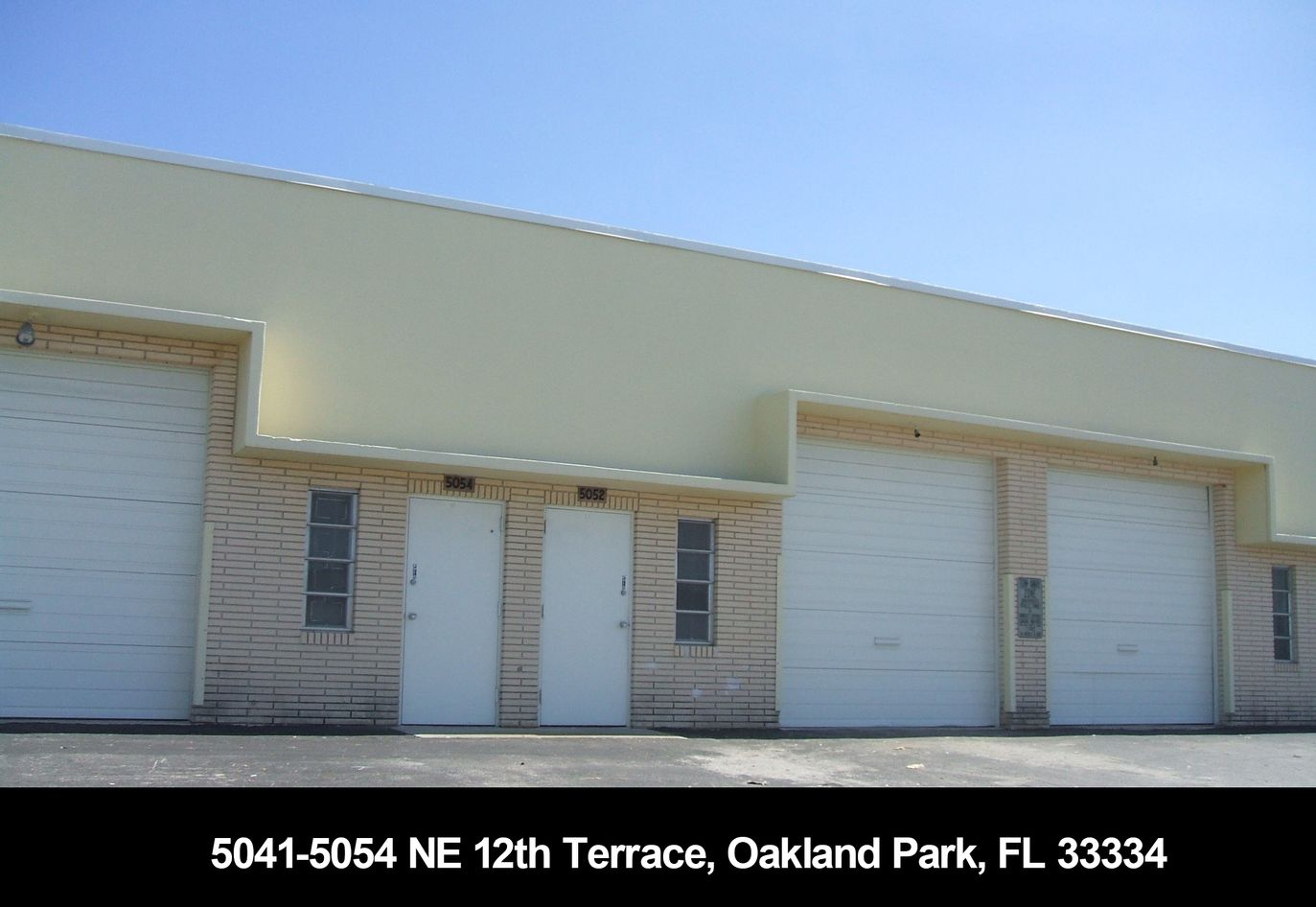 Warehouses for Rent in Oakland Park