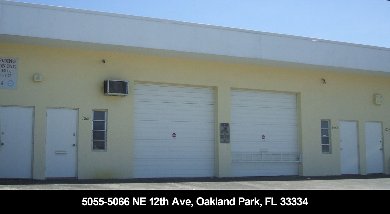 Oakland Park Warehouses for Rent