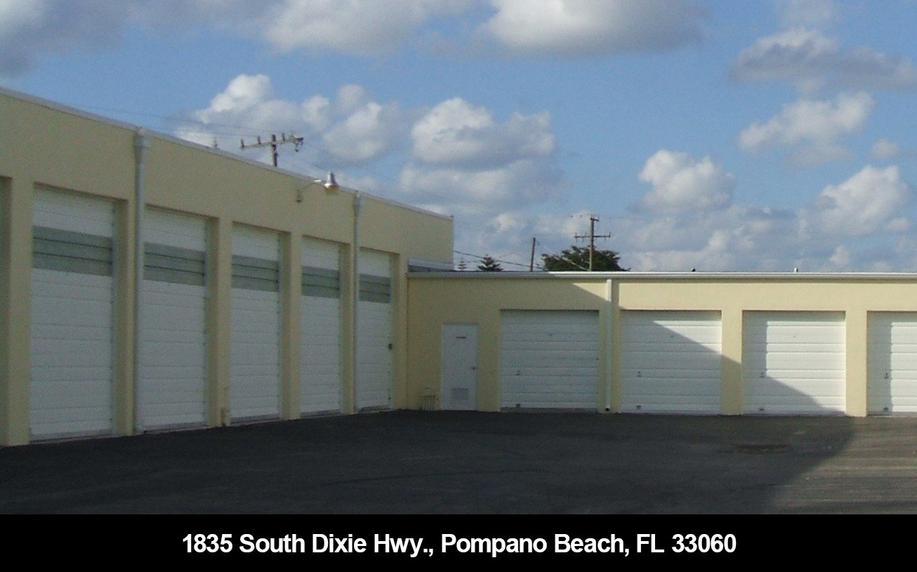 Pompano Warehouse Leasing