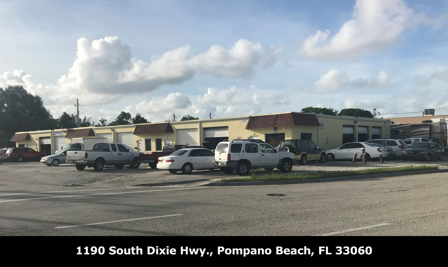 Warehouses for Rent in Pompano