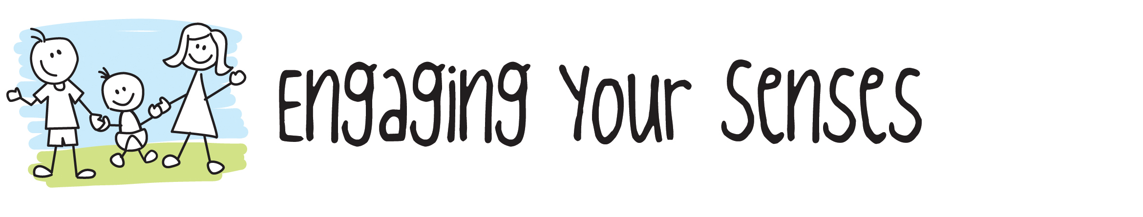 Engaging your Senses logo
